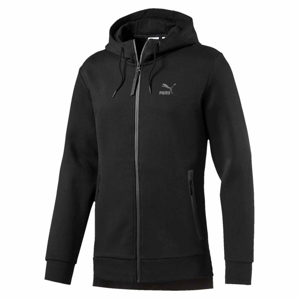 Puma Evolution Full Zip Hoodie
