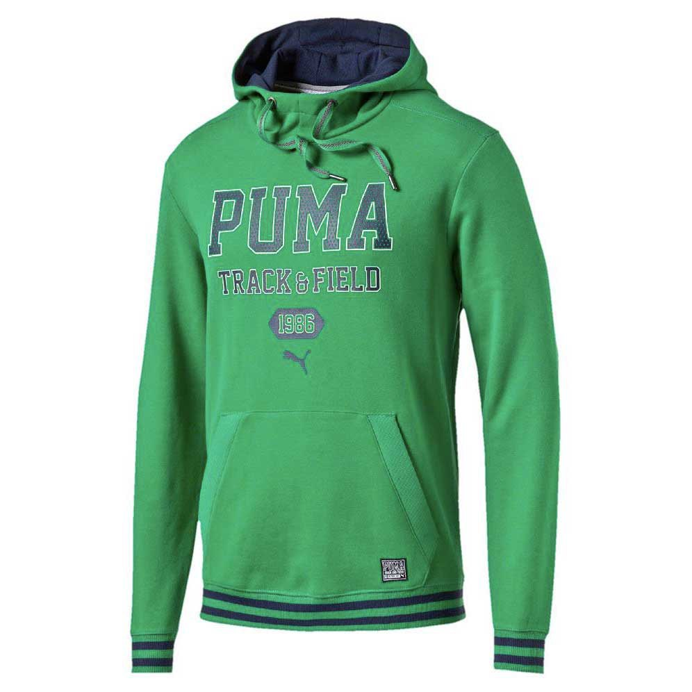 Puma Style Athletic Hooded Sweater Tr