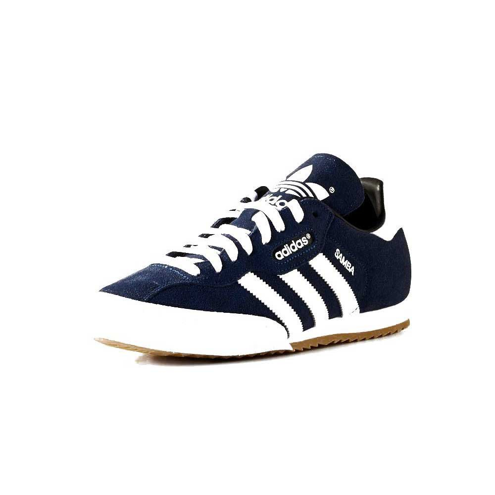 Adidas-originals Samx Super Suede EU 42 2/3 Navy / Running White