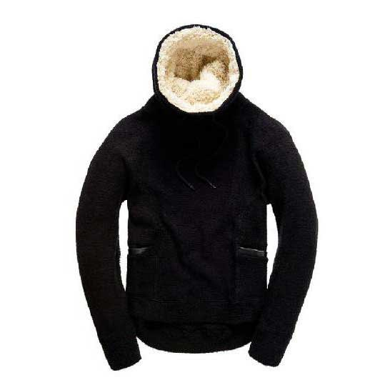 Superdry Cosy Borg Funnel