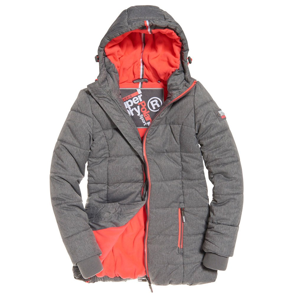 b616037a3781 Superdry Tall Polar Sports Red buy and offers on Dressinn