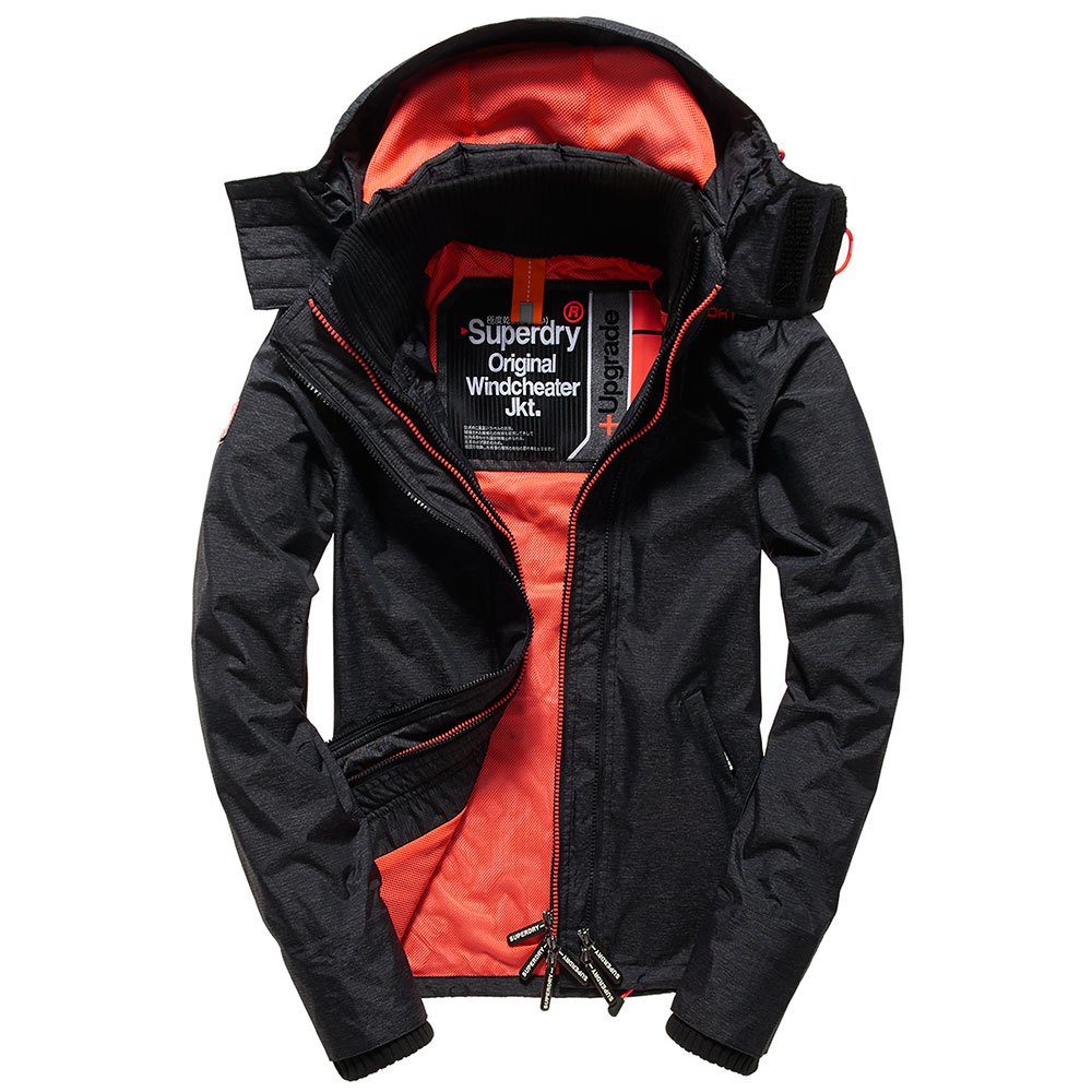 Superdry Teched Pop Zip