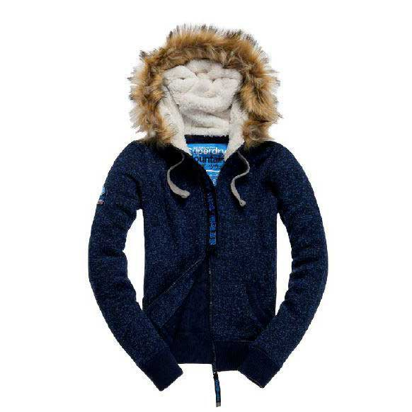 Superdry Storm Fur