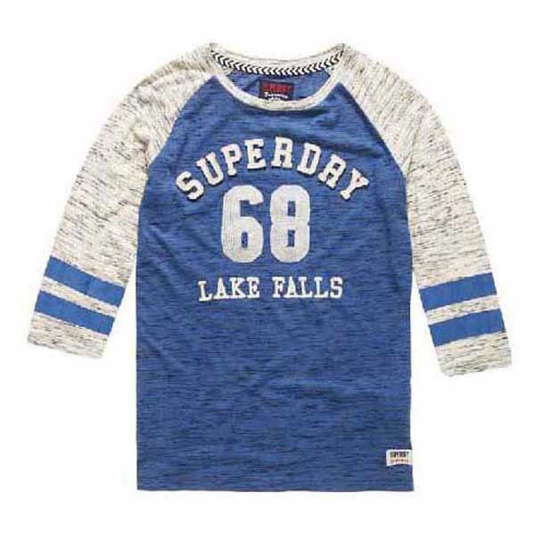 Superdry Football Applique Top