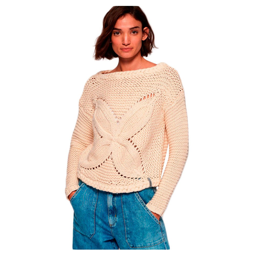 Superdry Luxe Hand Jumper