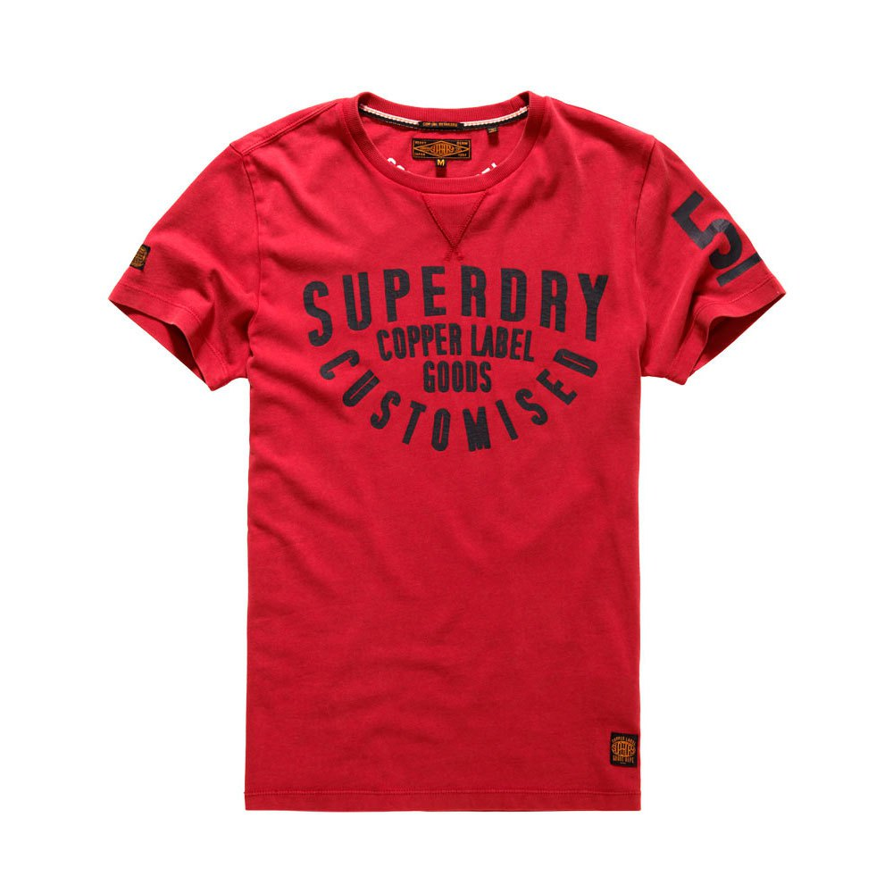 Superdry Copper Label Cafe Racer Ss