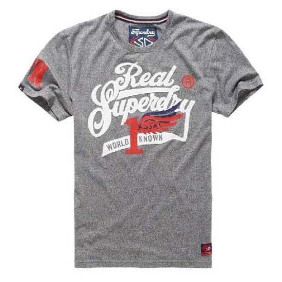 Superdry Double Drop Grit