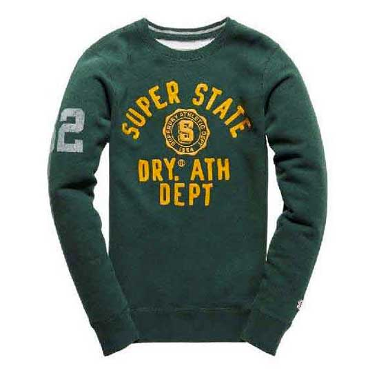 Superdry Core Applique Crew