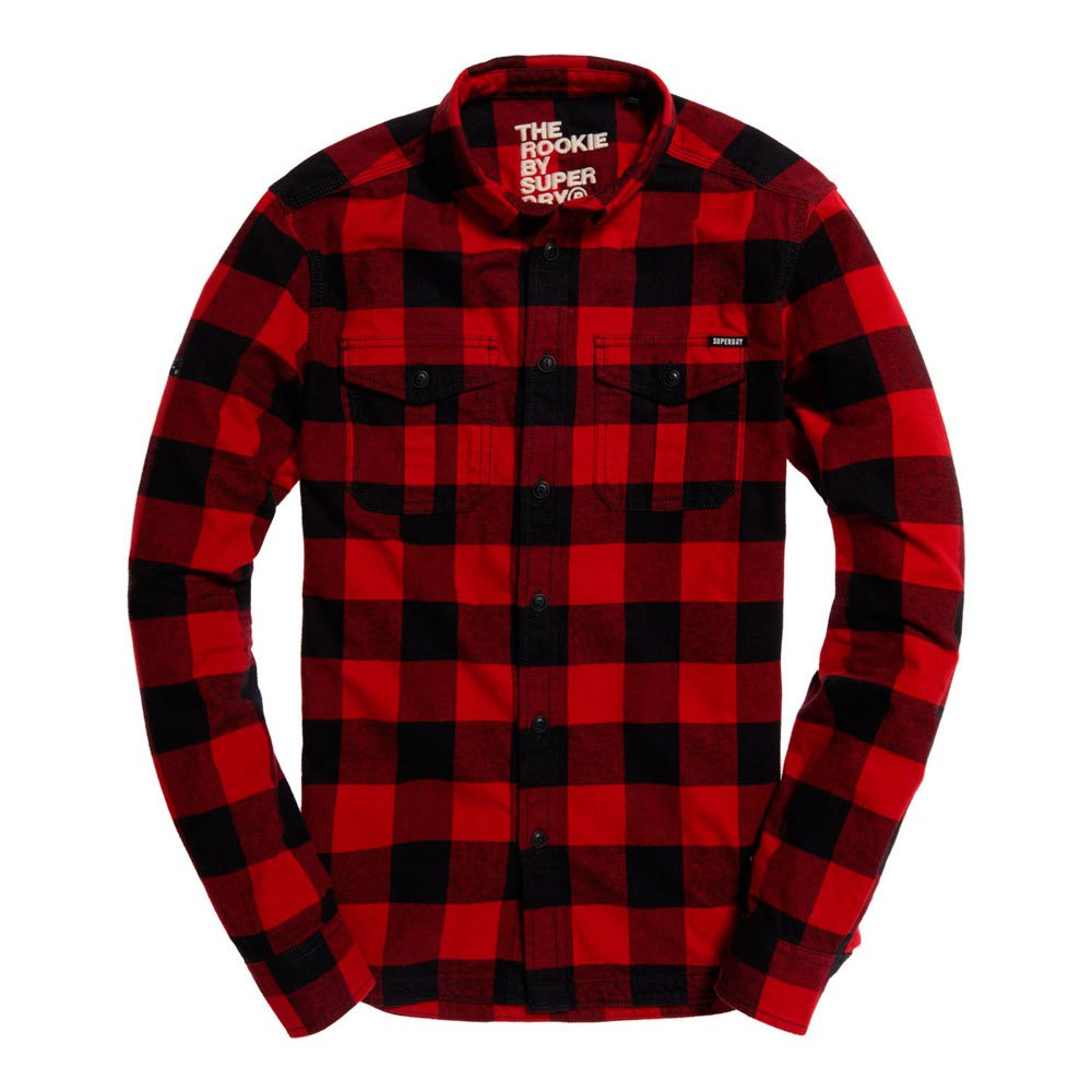 Superdry Rookie Plaid