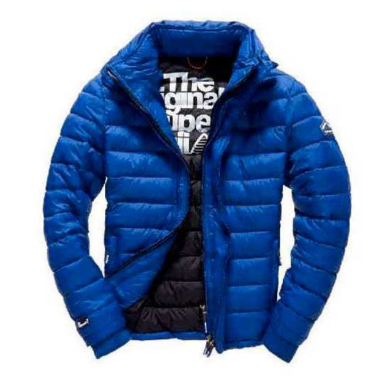 Superdry Fuji Triple Zip Through