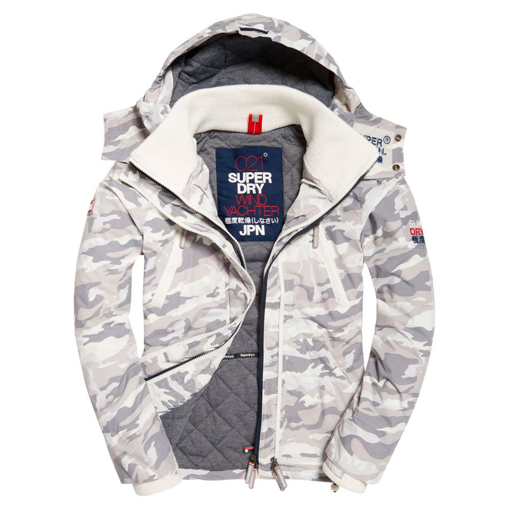 Superdry Hooded Windyachter