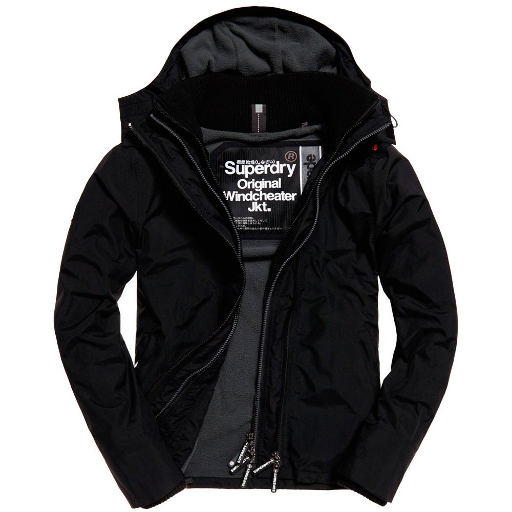 Superdry Pop Zip Arctic
