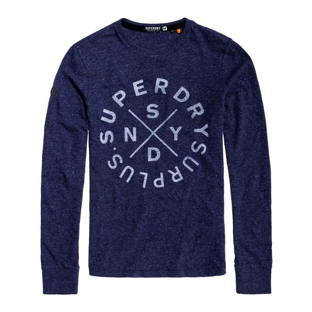 Superdry Surplus Goods Ls Graphic