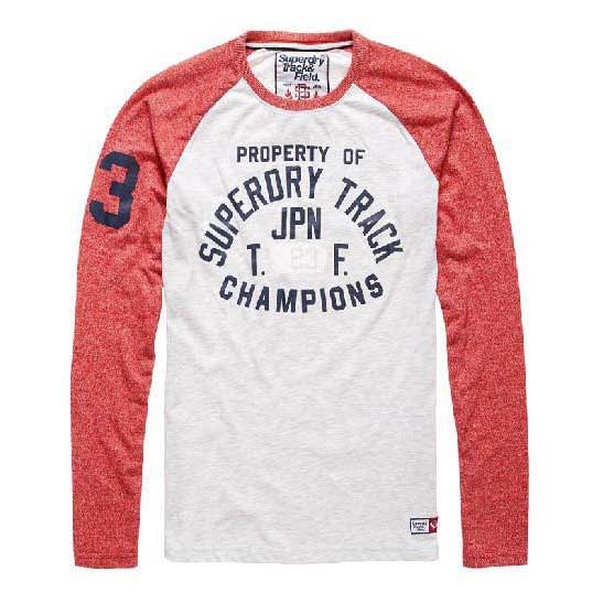 Superdry Trackster Baseball Ls