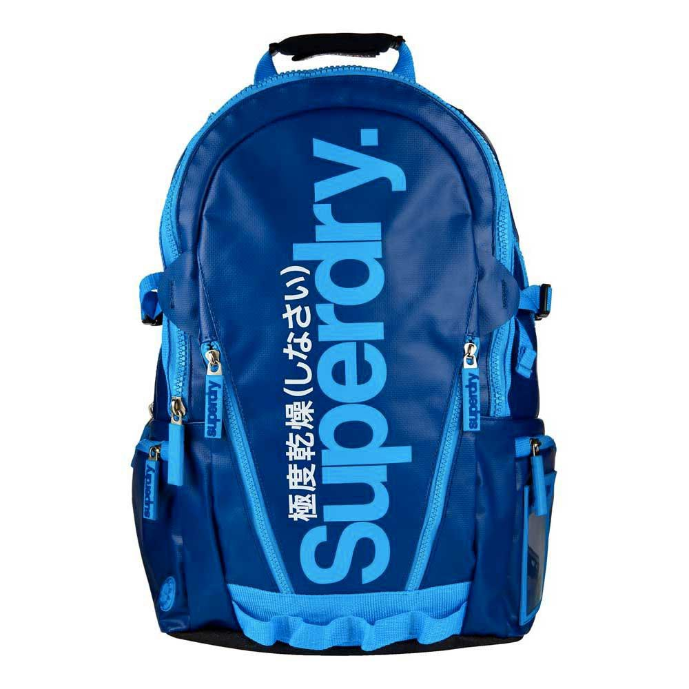 Superdry Blue Tarp