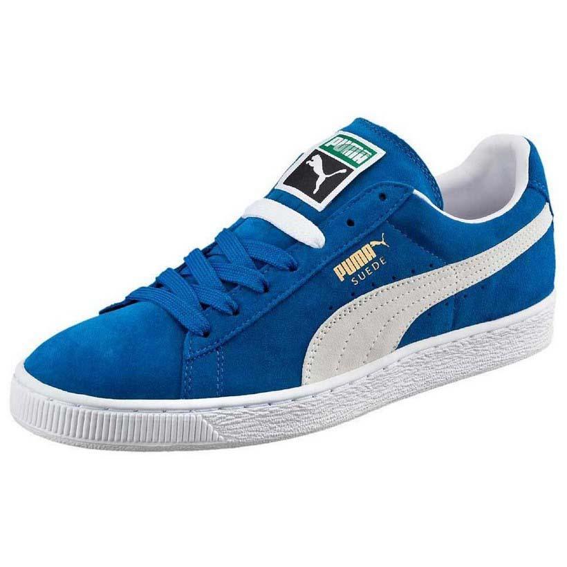 Sneakers Puma Suede Classic EU 37 Olympian Blue / White