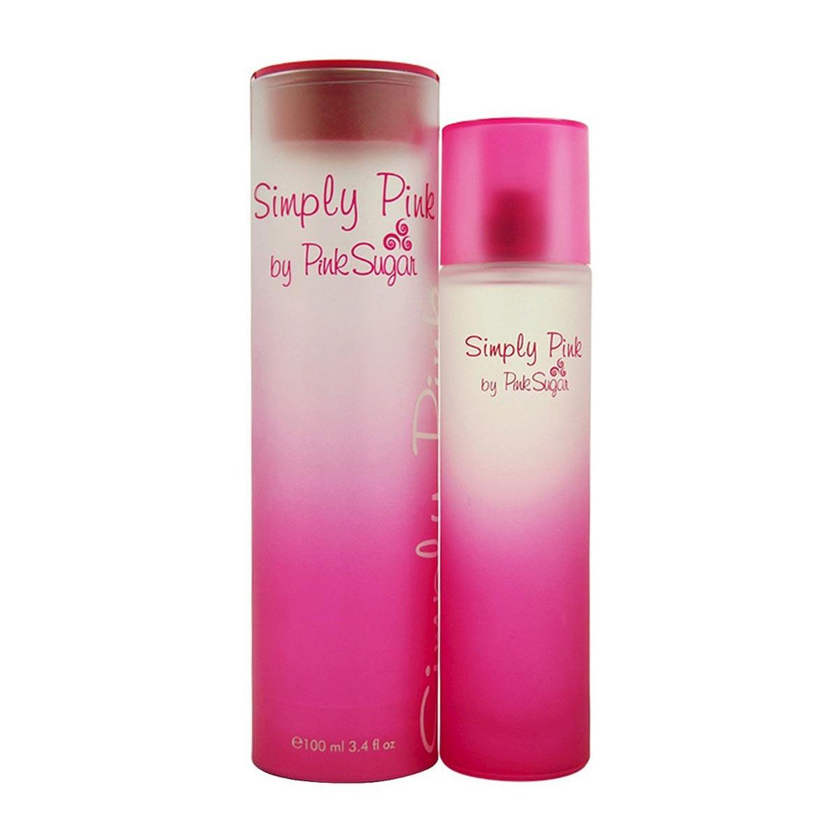 Consumo Acquolina Simply By Pink Sugar Pink Eau De Toilette 30 ml