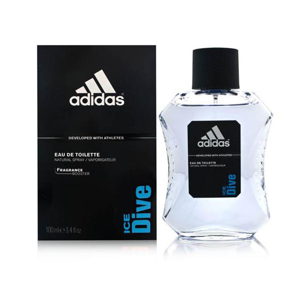 Consumo fragrances Adidas Ice Dive Eau De Toilette 100ml