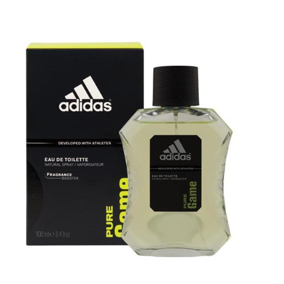 Consumo fragrances Adidas Pure Game Eau De Toilette 100ml I