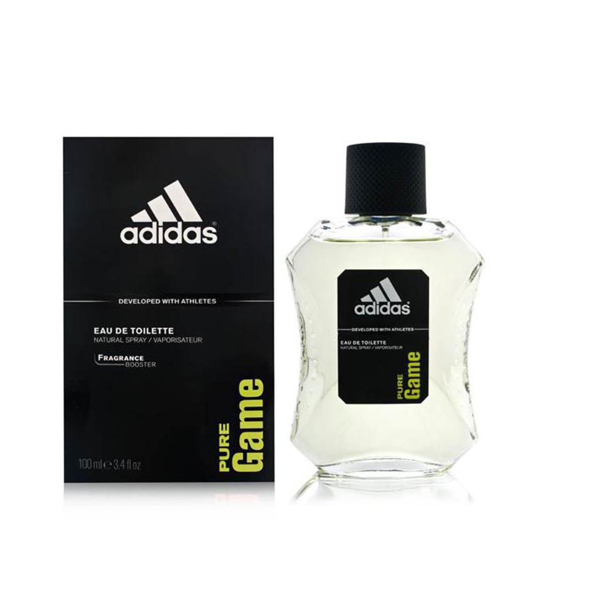 Consumo Adidas Pure Game Eau De Toilette 100 ml