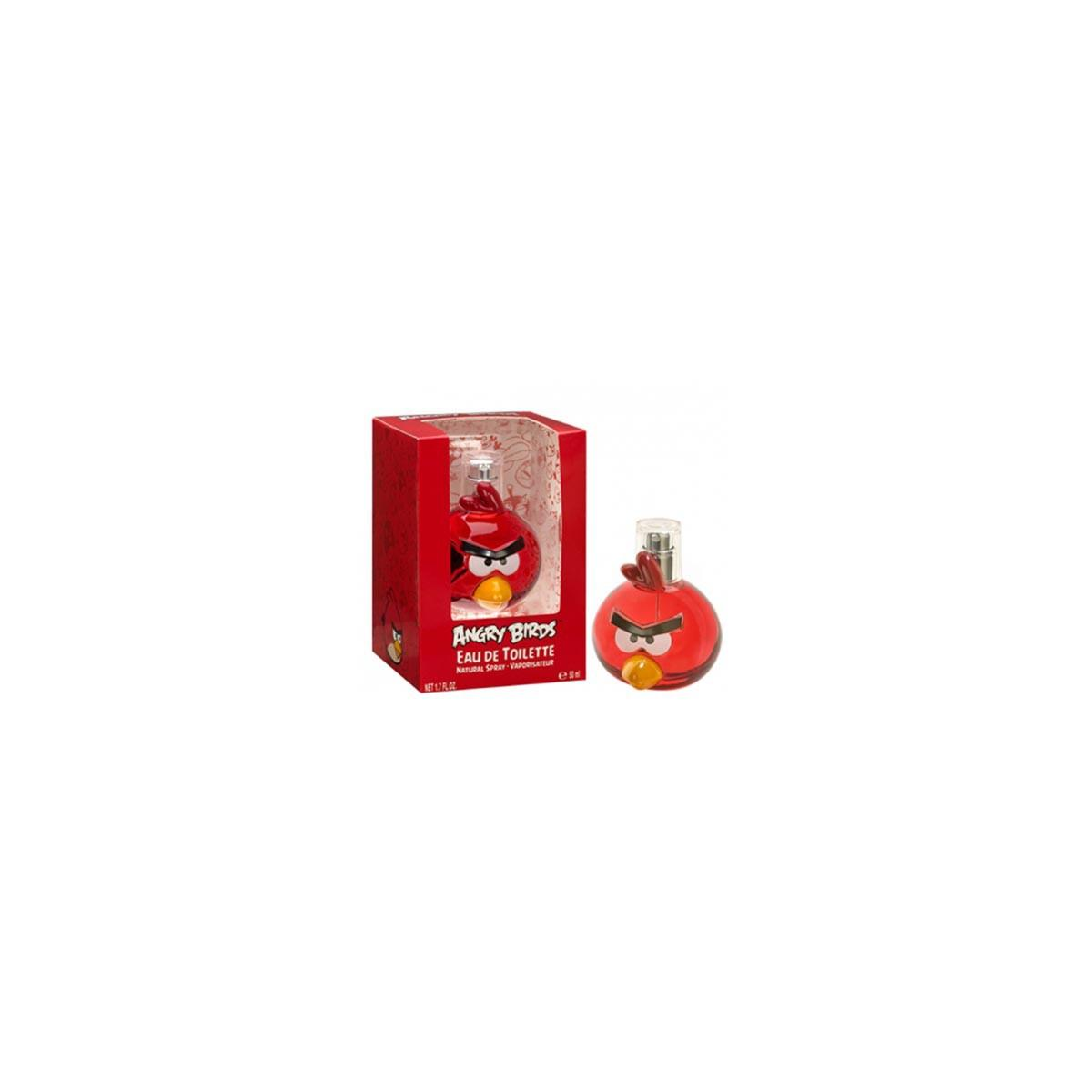 Consumo Angry Birds Red Eau De Toilette 50 ml