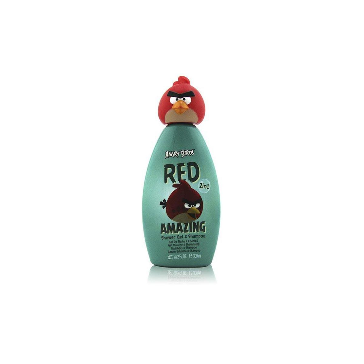 Consumo Angry Birds Red Gel Champu 300 ml Figure