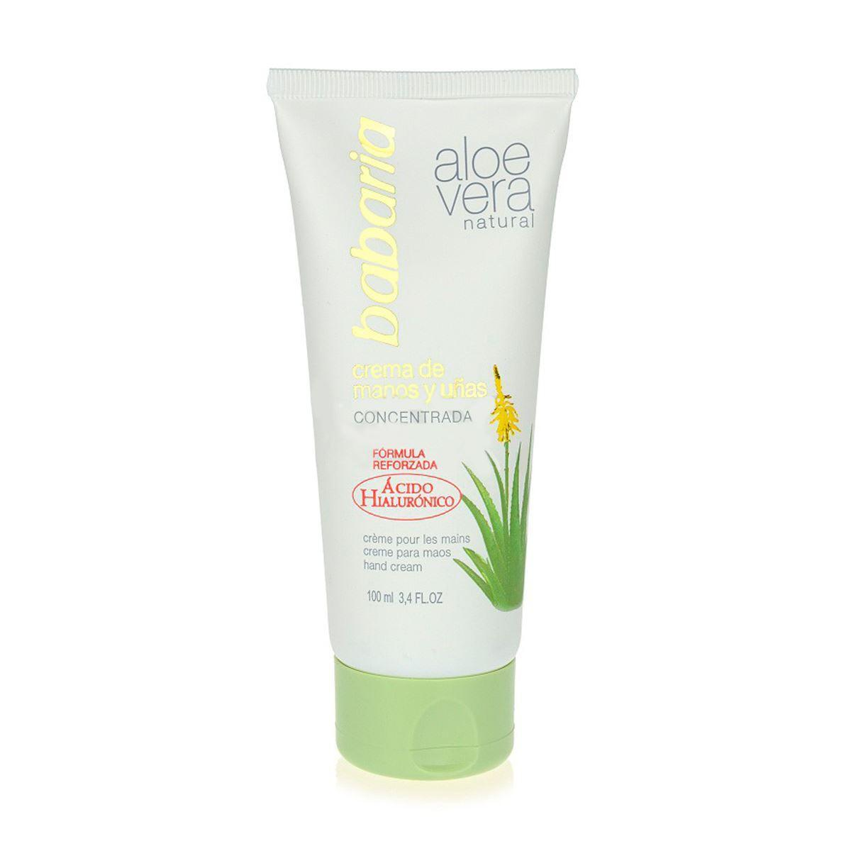 Babaria fragrances Aloe Hand Cream 100ml