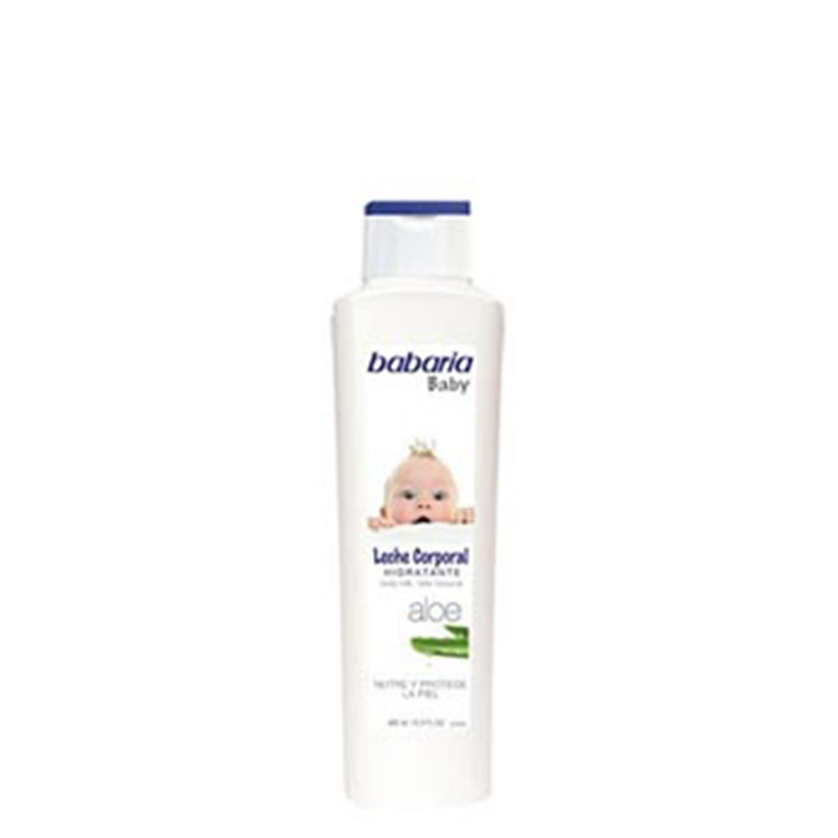 Babaria Baby Moisturizing Aloe 400 ml Body Milk