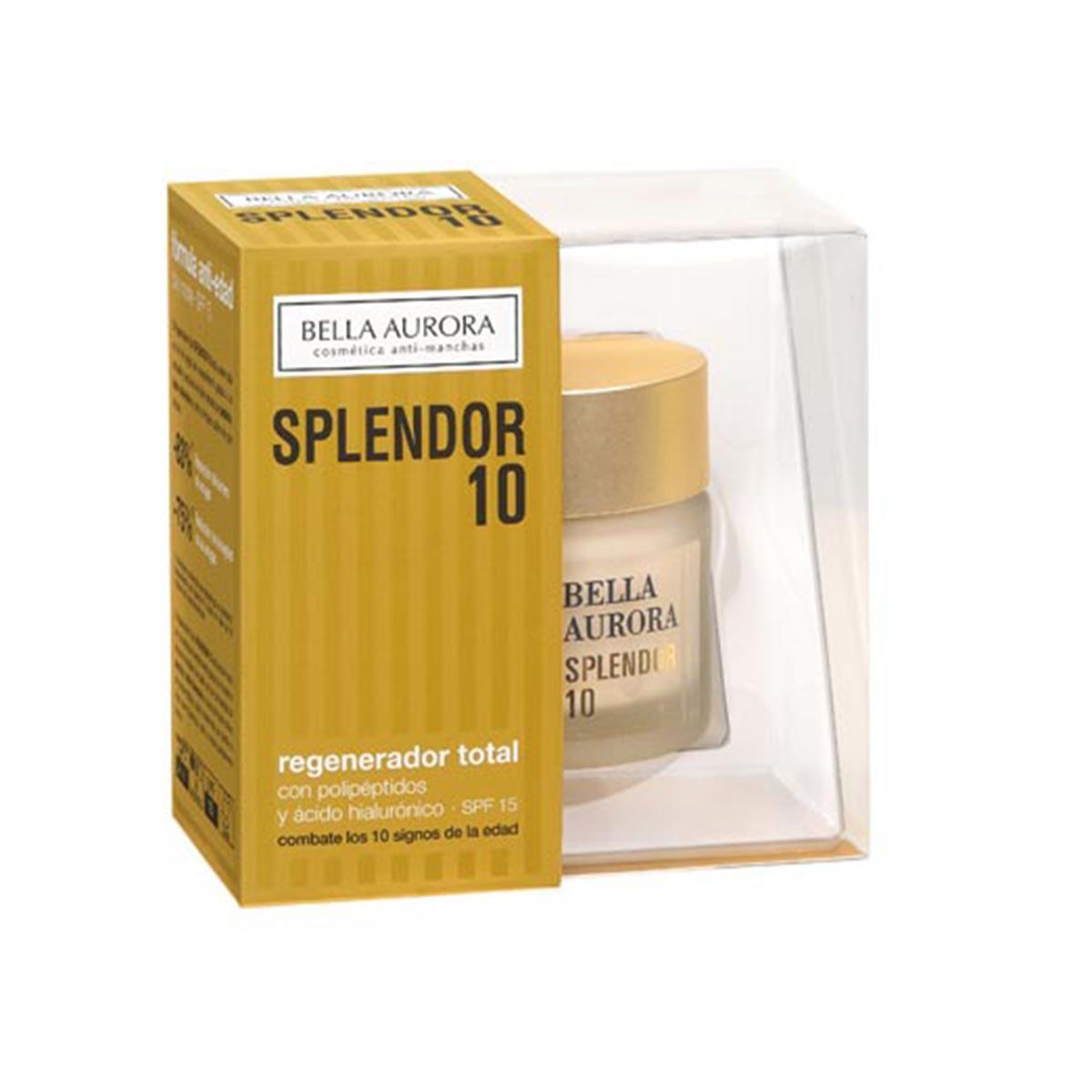 Bella aurora fragrances Splendor 10 Cream 50ml