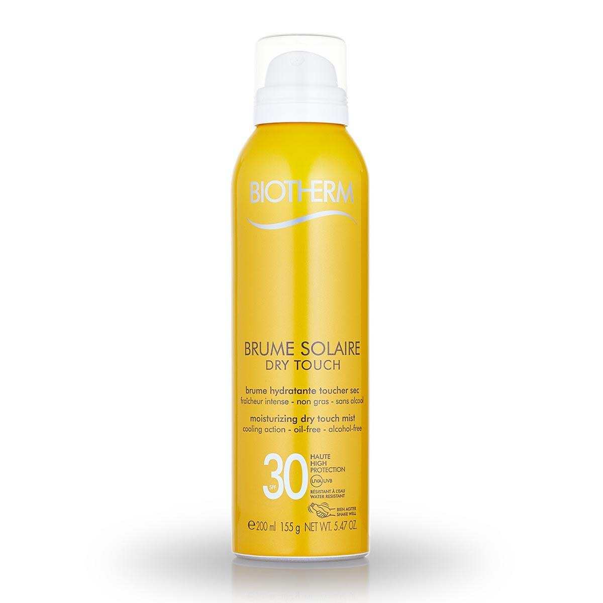 Biotherm Brume Solaire Dry Touch Oil Free Spf30 200 ml