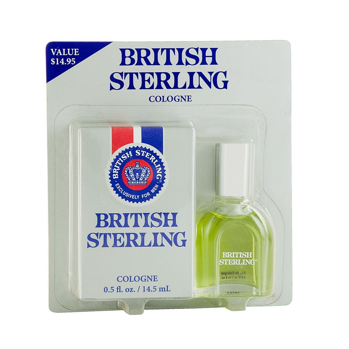 Consumo fragrances British Sterling For Men Cologne 145ml