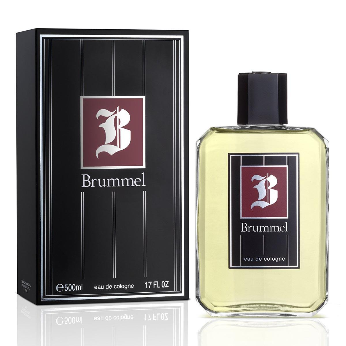 Consumo fragrances Brummel Eau De Cologne 500ml
