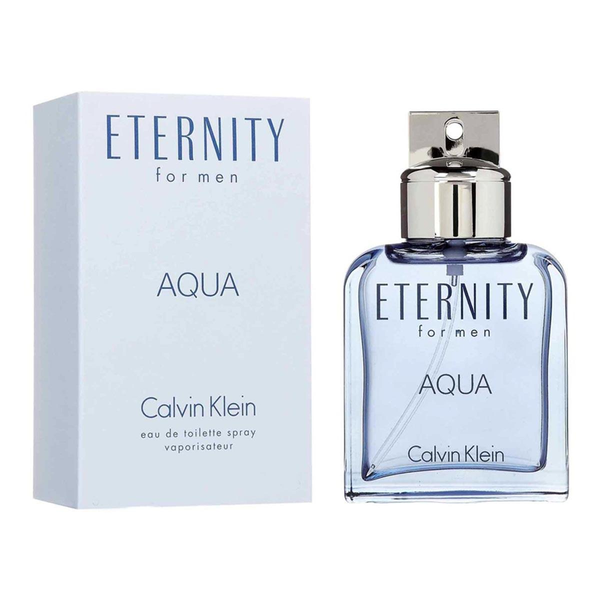 Calvin klein Eternity For Men Aqua Eau De Toilette 30 ml