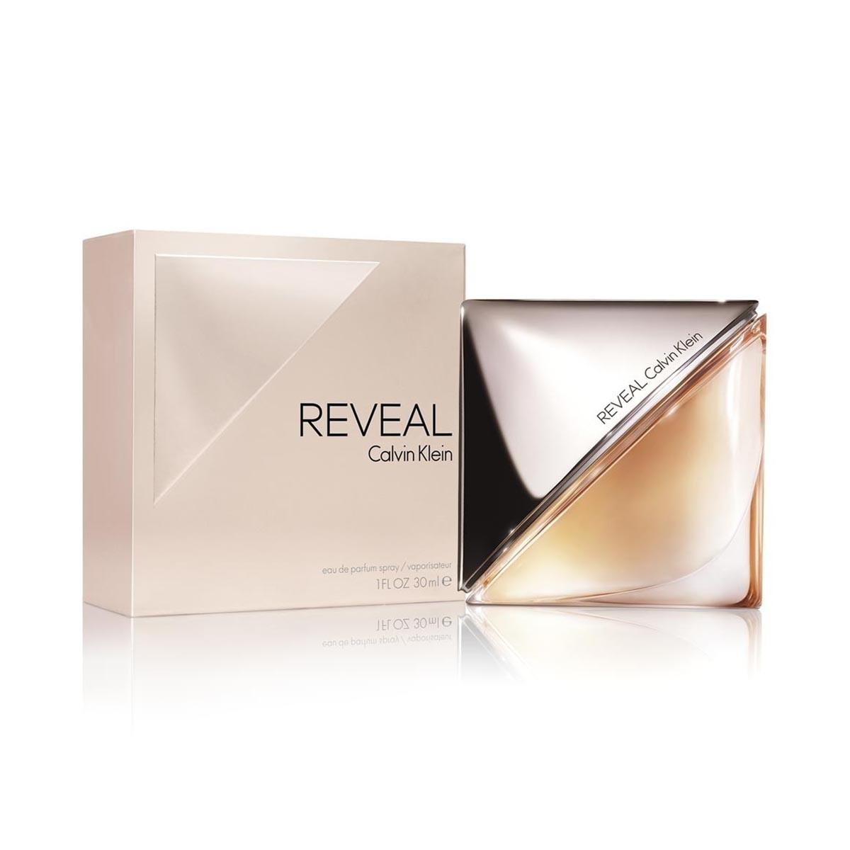 Perfumes femininos Calvin-klein Reveal Eau De Parfum 30ml One Size