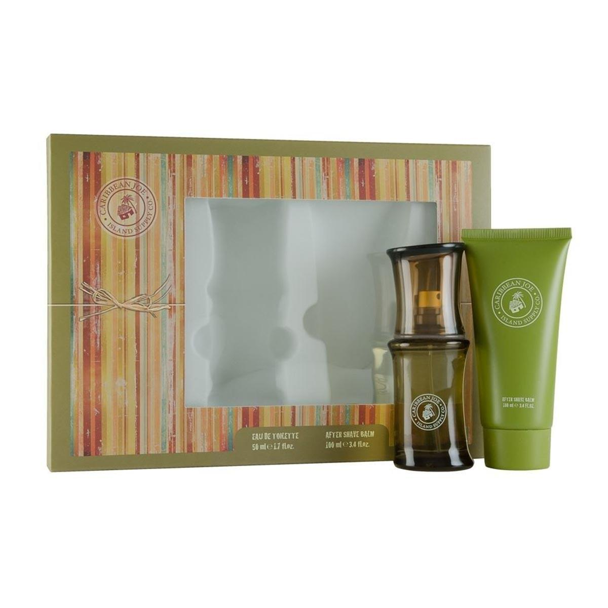 Consumo fragrances Caribbean Joe For Guy Eau De Toilette 50ml After Shave 100ml