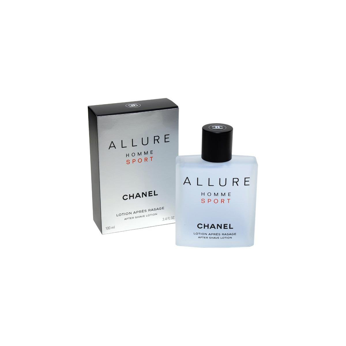 Chanel fragrances Allure Homme Sport After Shave 100ml