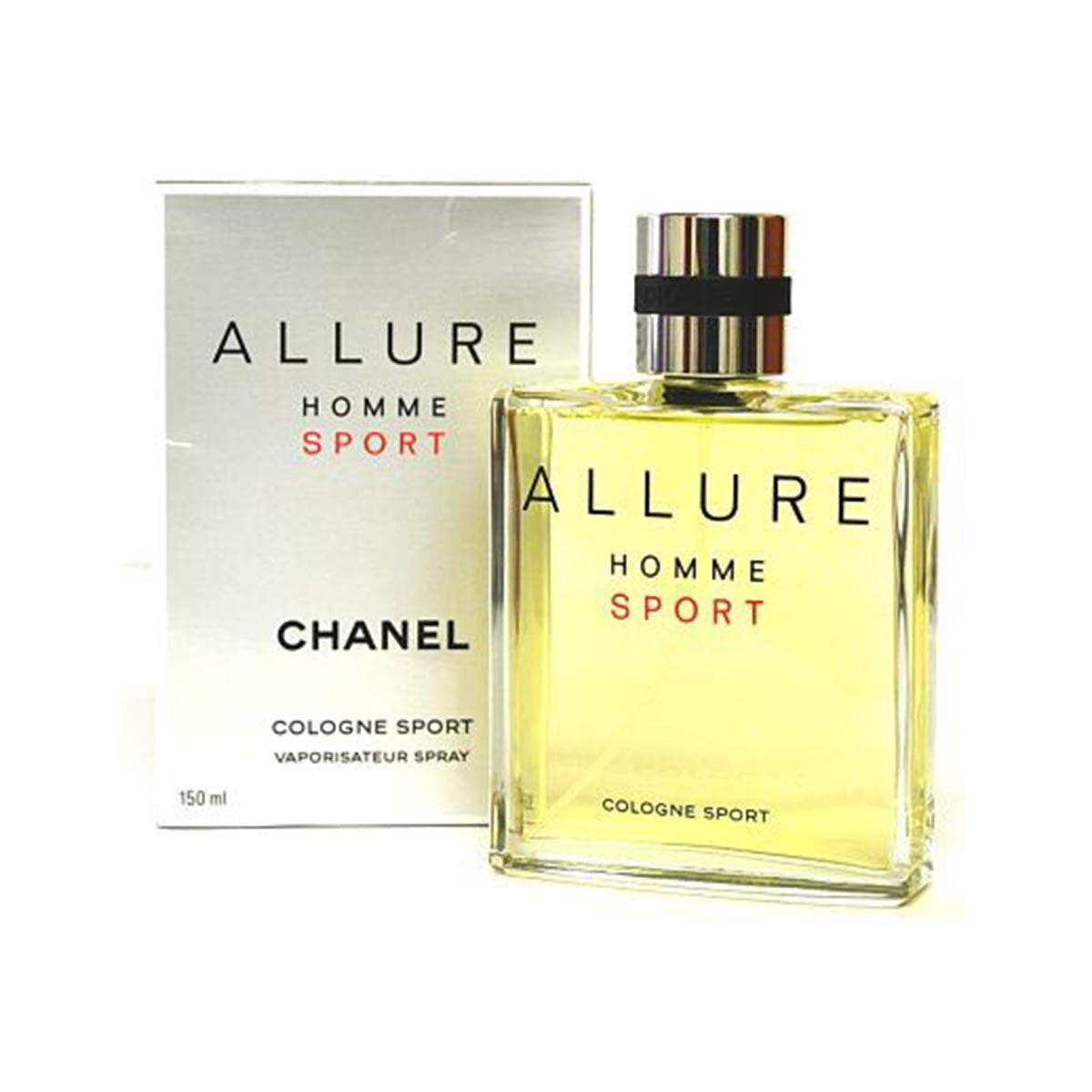 Chanel fragrances Allure Homme Sport Eau De Cologne 150ml
