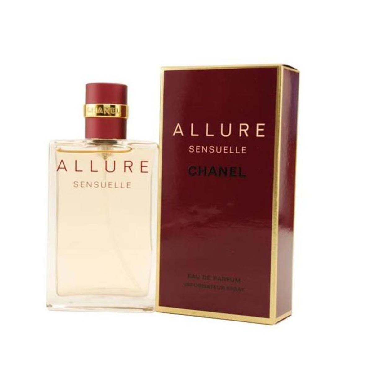 Chanel Fragrances Allure Sensuelle Eau De Parfum 50ml Dressinn