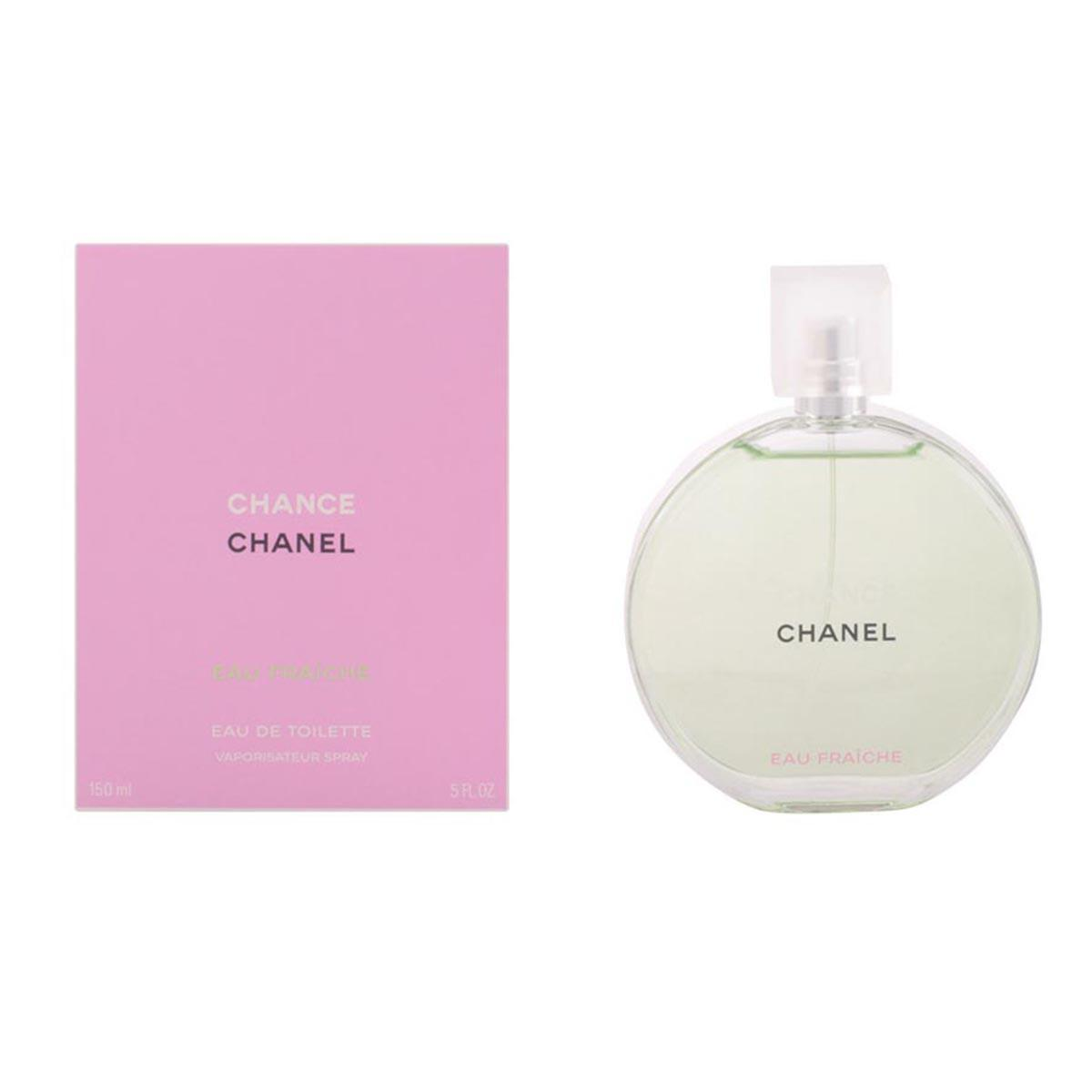 Chanel fragrances Chance Eau Fraiche Eau De Toilette 150ml