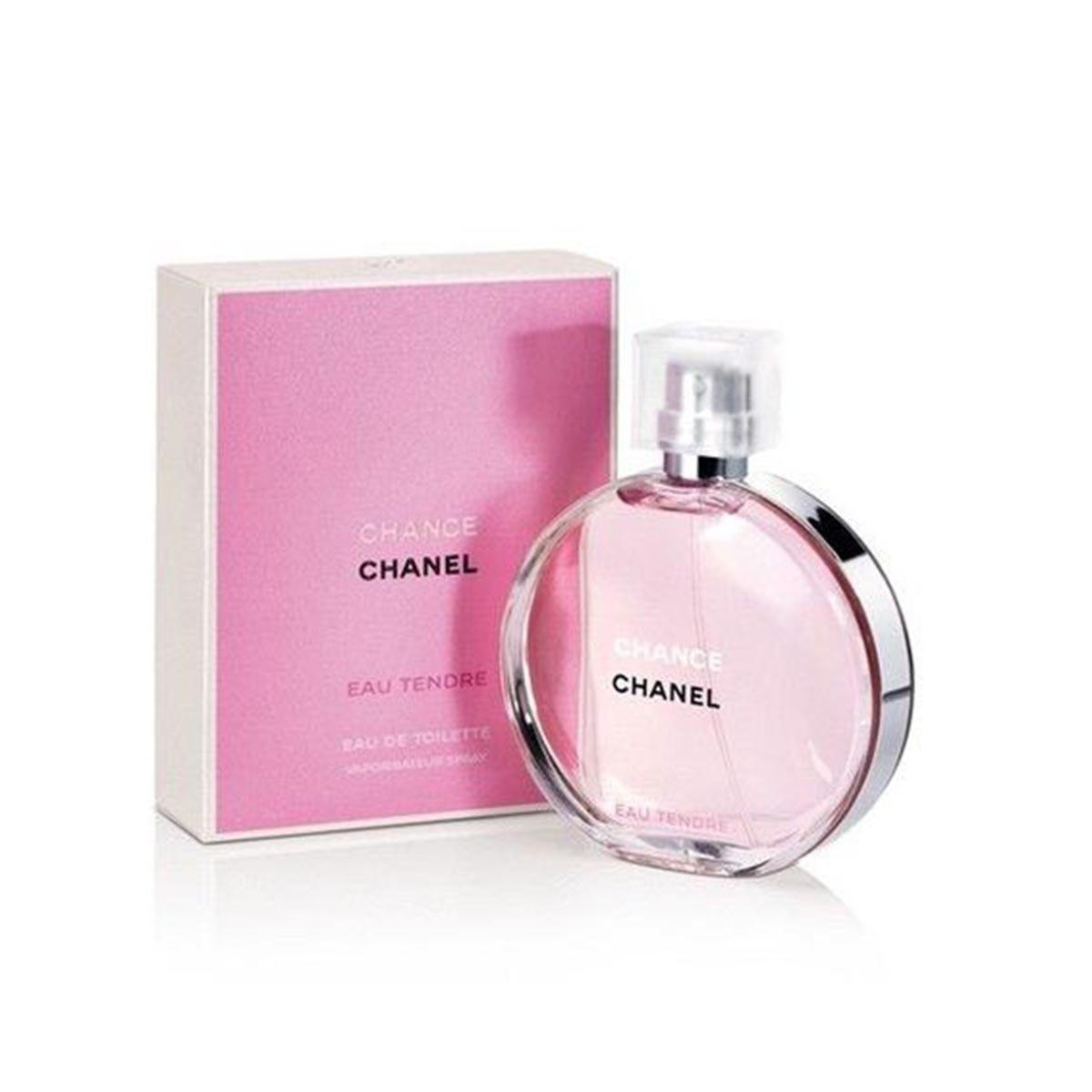 Chanel fragrances Chance Eau Tendre Eau De Toilette 150ml
