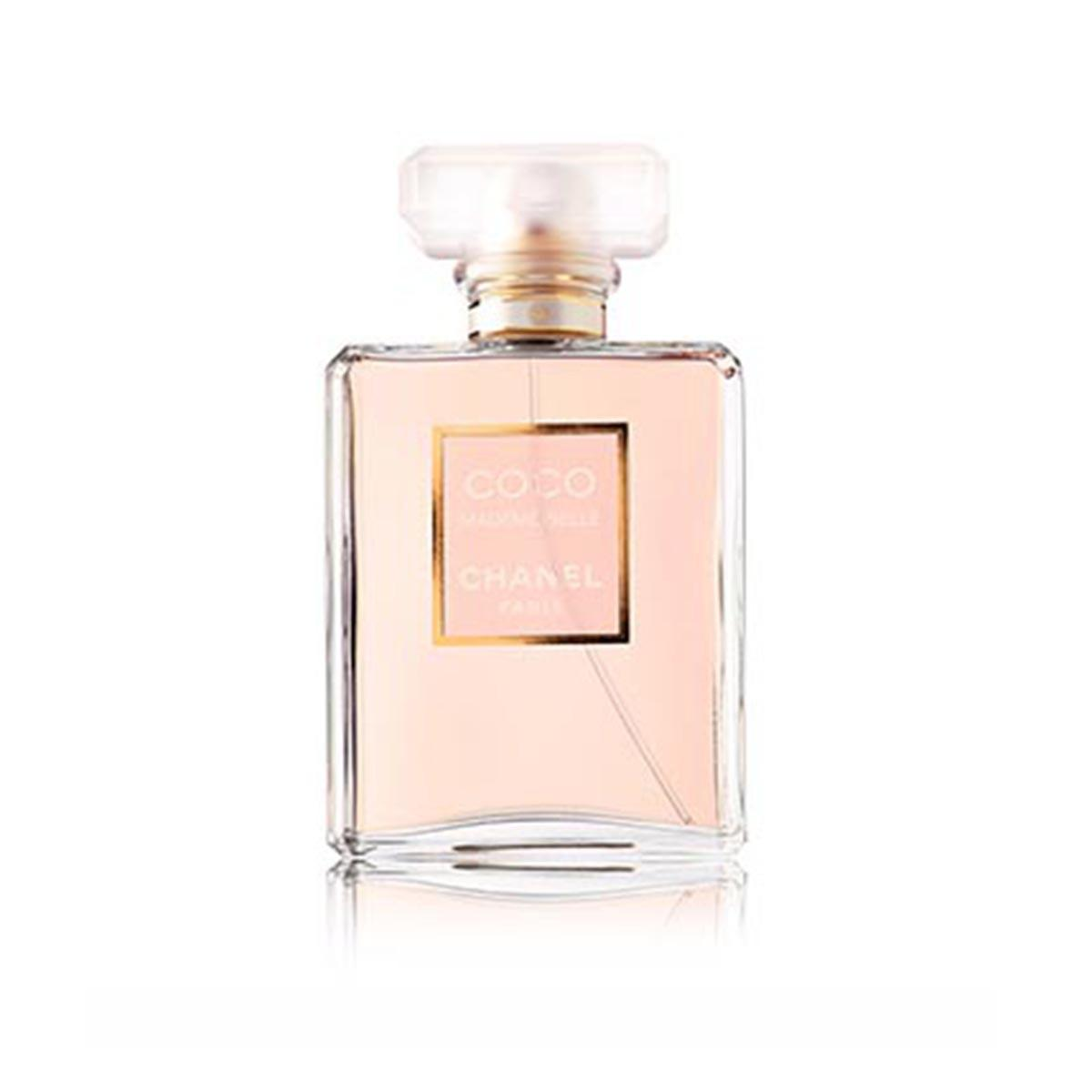 Chanel fragrances Coco Mademoiselle Eau De Toilette 100ml