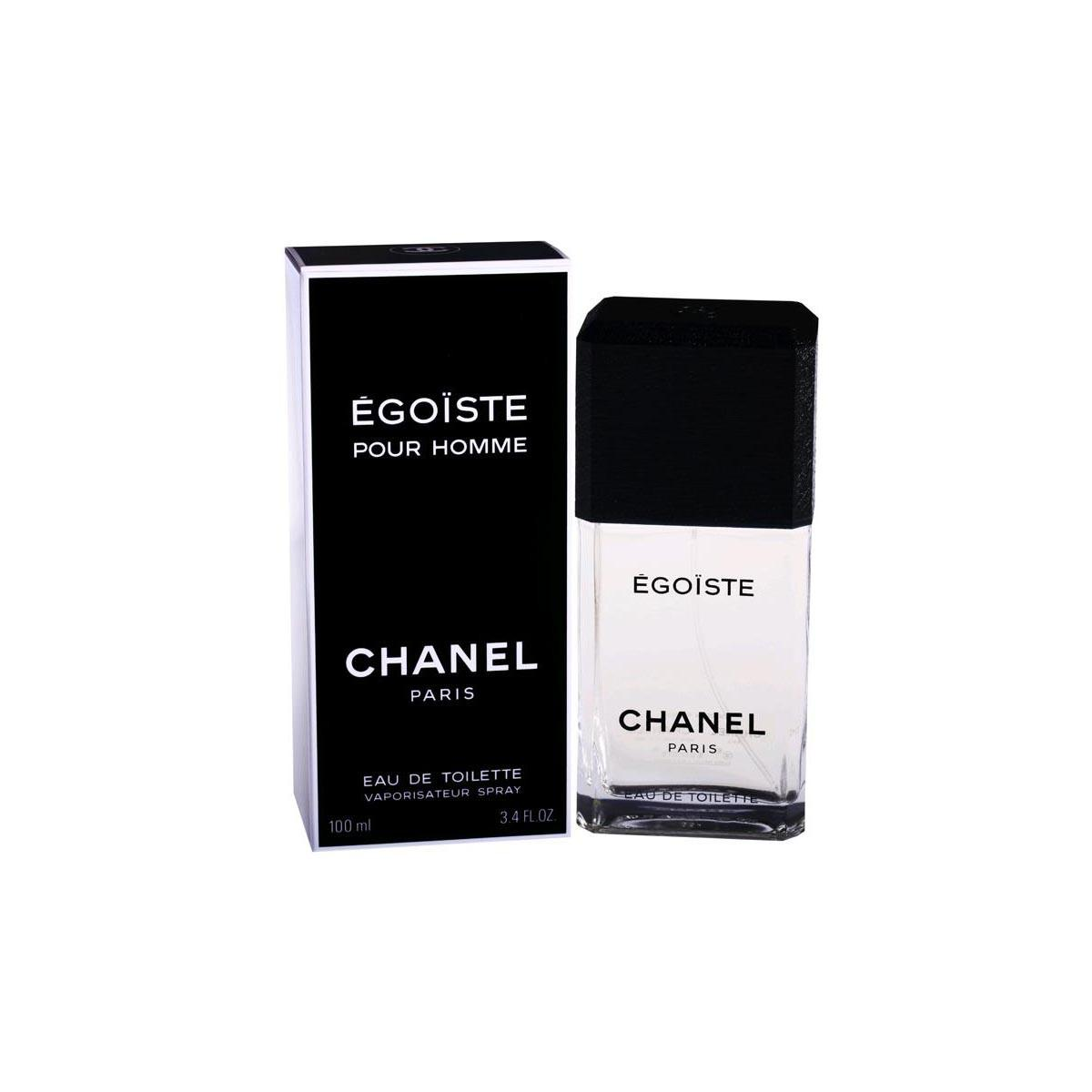 Chanel fragrances Egoiste Eau De Toilette 100ml