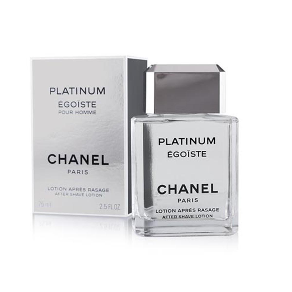 Chanel fragrances Egoiste Platinum After Shave 75ml 1108bb1364d4