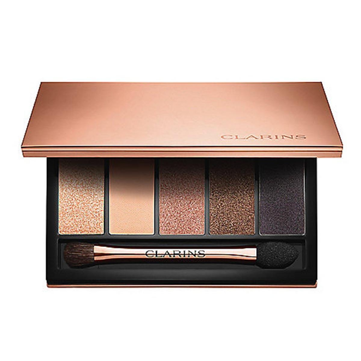 Clarins Five Colour Eye Palette 03 Natural Glow