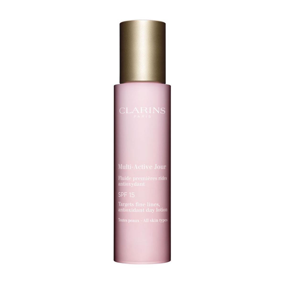 Clarins Multiactive Antioxidant Day Lotion Spf15 All Skin Types 50 ml