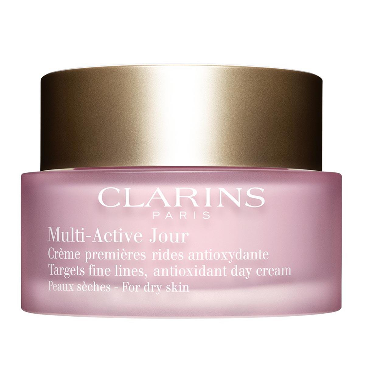 Clarins Multiactive Day Cream For Dry Skin 50 ml