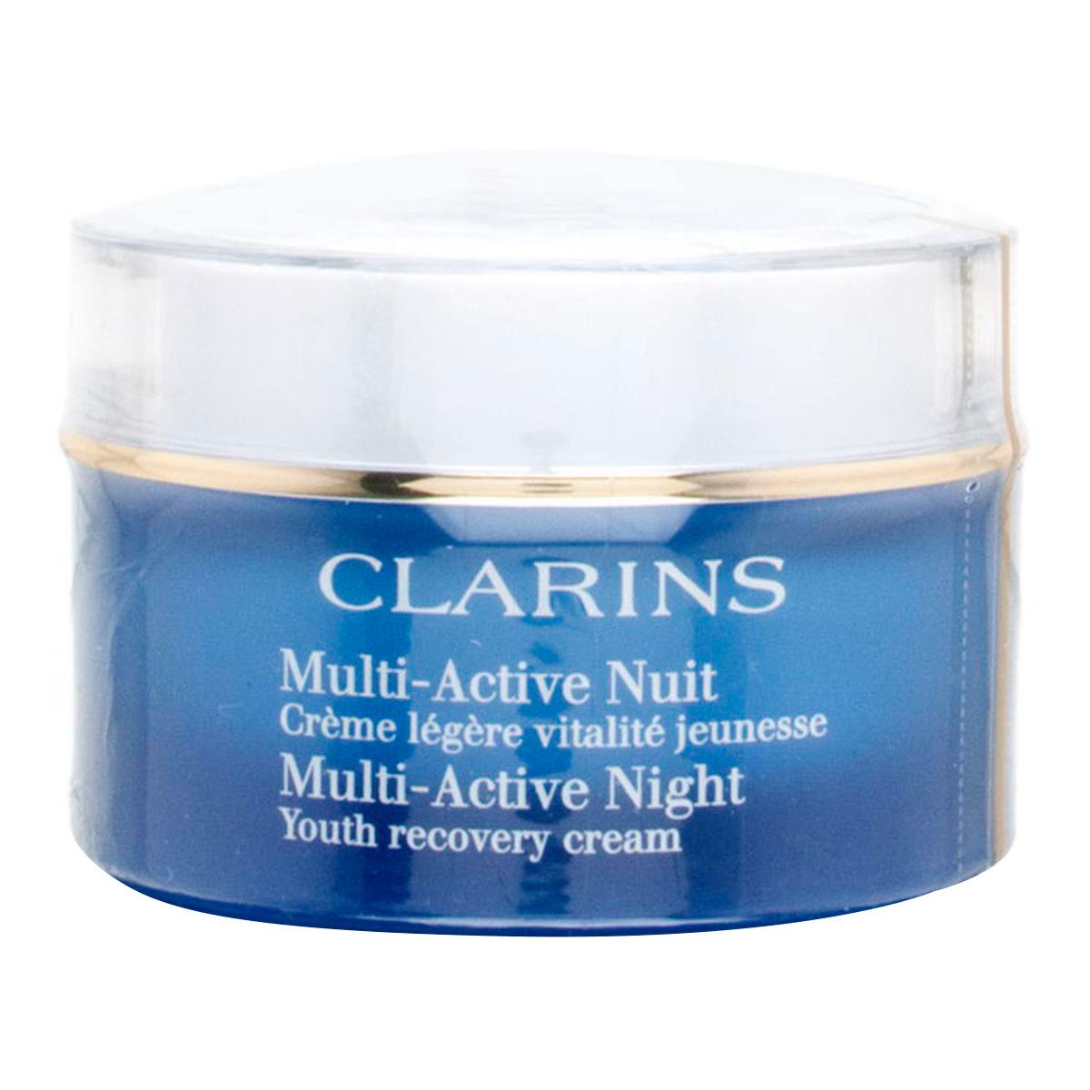 Clarins fragrances Multiactive Night Cream For Normal To Combination Skin 50ml
