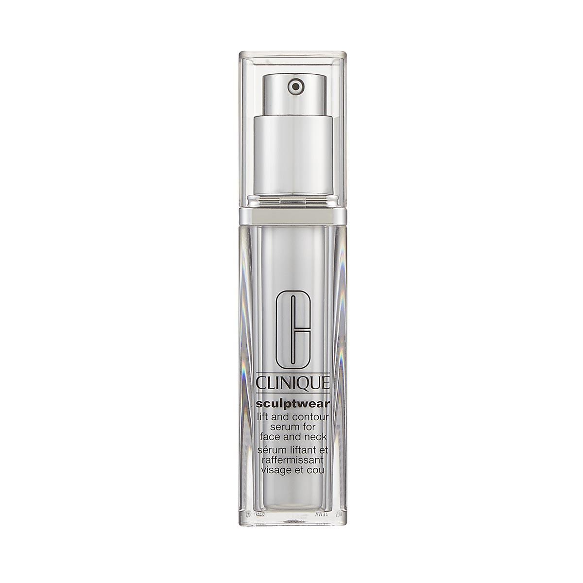 Clinique Sculptwear Lift And Contour Serum For Face And Neck All Skin Types 50 ml