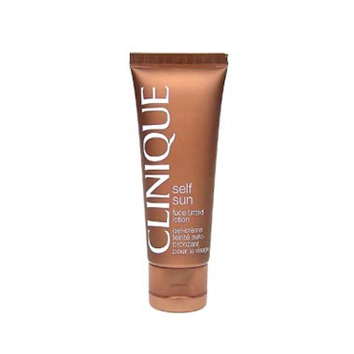Clinique Self Sun Face Tinted Lotion 50 ml