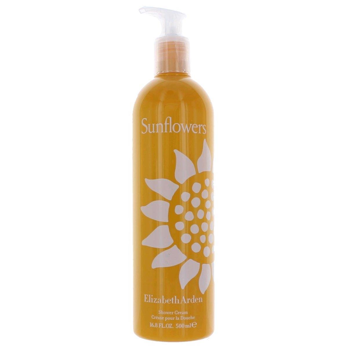 Elizabeth arden Sunflowers Shower Gel Cream 500 ml